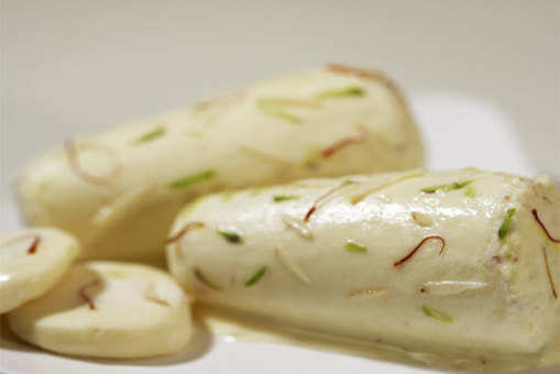 Homemade Coconut Kulfi