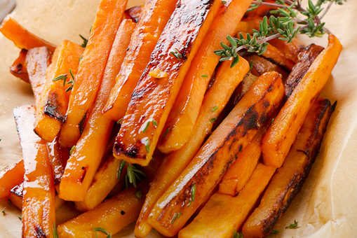 Rosemary Yam Fries