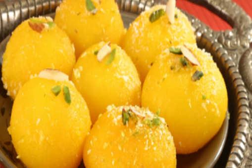 Mango Rasgulla