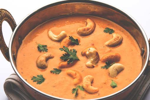 Butter Cashew Curry