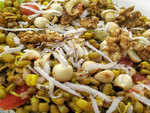 ​Crunchy Sprouts Salad