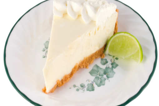 No Bake Lime Pie