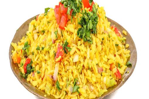 Puffed Rice Poha