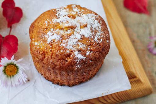 Veg Apple Muffin