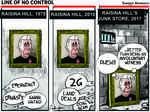 'Junked' Nehru
