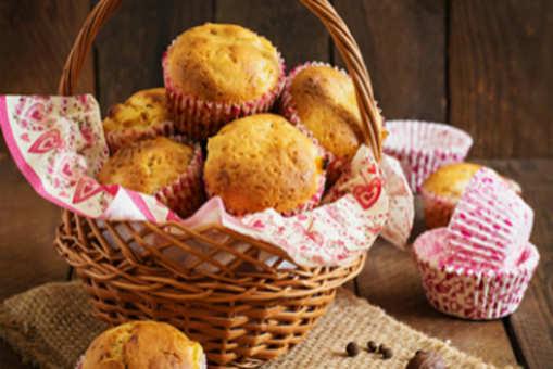 Baked Nutmeg Cupcake