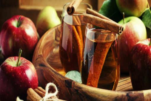Hot Apple Juice
