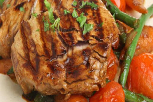 Marinated Tuna Steak