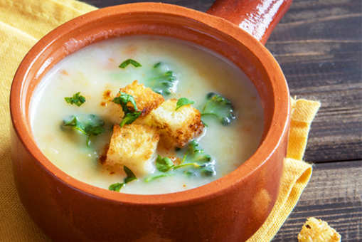 Cheese and Vegetable Soup