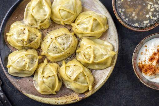 Turkish Manti Dumpling