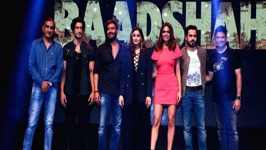 'Baadshaho' trailer launch | Ajay Devgn talks about his chemistry with Emraan Hashmi