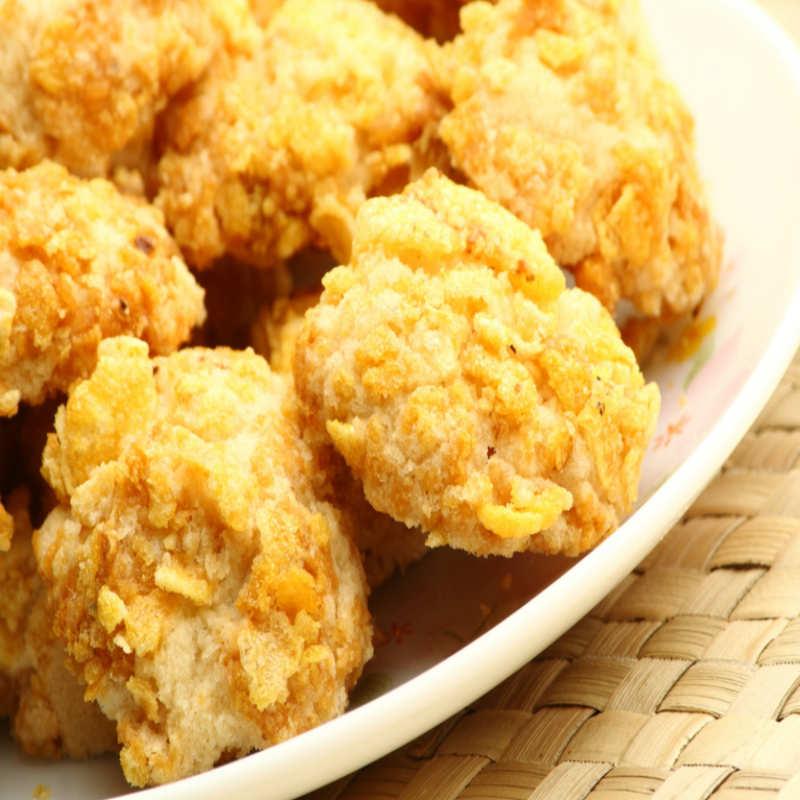 Eggless Cornflakes Cookies Recipe How To Make Eggless Cornflakes Cookies Recipe At Home Homemade Eggless Cornflakes Cookies Recipe Times Food
