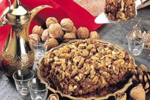 Cashew Walnut Halwa