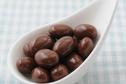 Salty Chocolate Bites