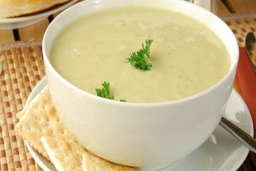 Potato Chowder Soup