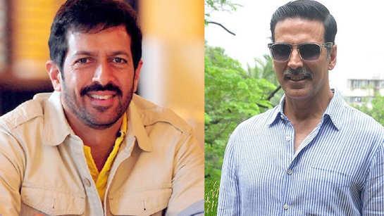 Akshay Kumar in talks for a film with Kabir Khan?