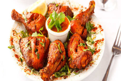 Amritsari Tandoori Chicken