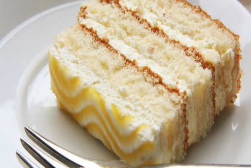 Eggless Vanilla Spongecake