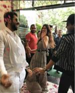 behind the scenes with Kriti Sanon, Ayushmann Khurana and Rajkummar Rao