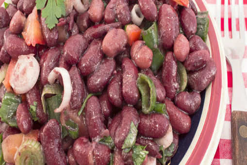 Honey Rajma Salad