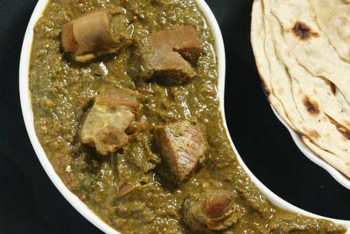 Saagwala Meat