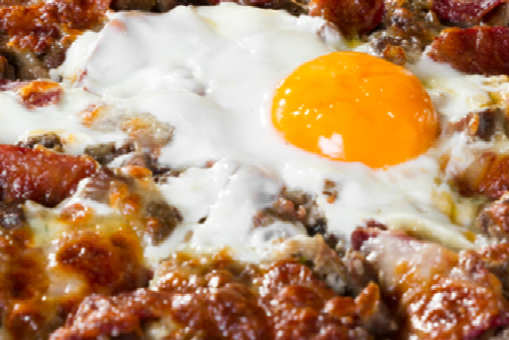 Savoury Mince and Eggs
