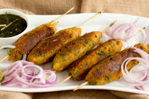 Soya Cheese Kebab