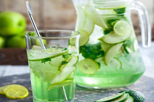 Green Apple Mojito