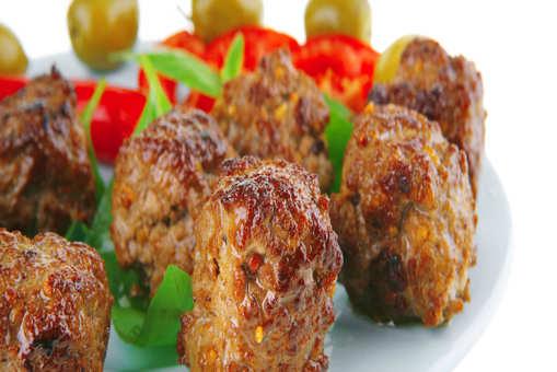 Mixed Vegetable Kebab