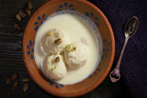 Egg Rasmalai