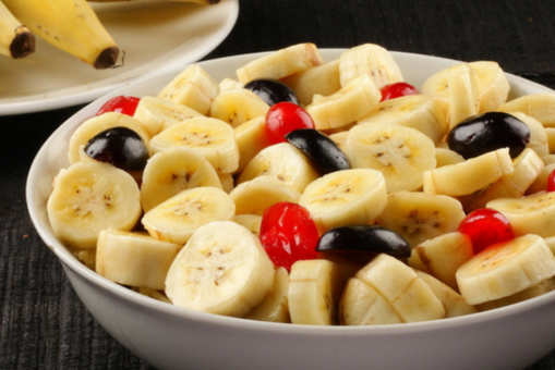 Healthy Banana Salad