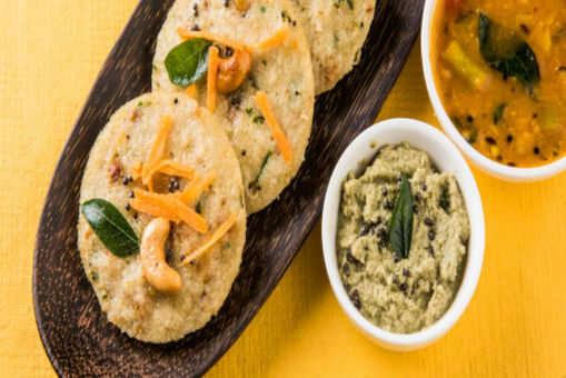 Rice and Moong Dal Idli