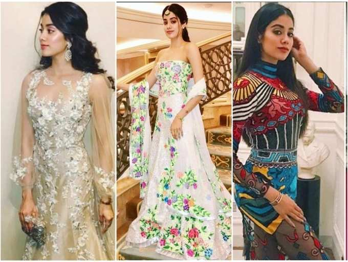 Five times when Janhvi Kapoor sizzled in a gown