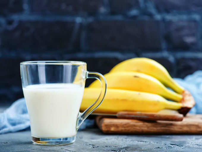 Reasons why you should not have banana and milk together | The Times of  India