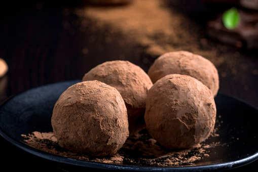 Olive Chocolate Truffle