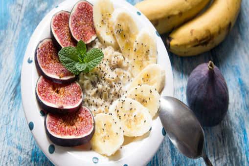 Banana and Fig Porridge