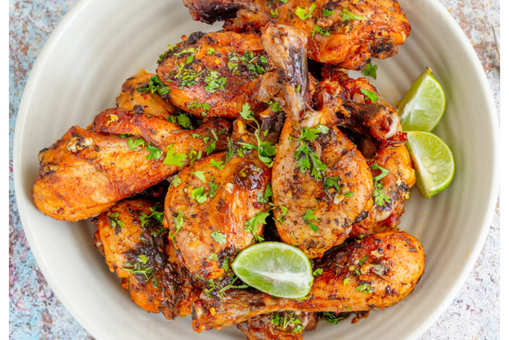 Beer and Lime Chicken