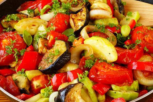 Ratatouille Salad