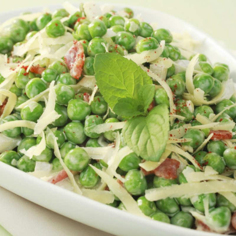Pea Salad Recipes Ingredients