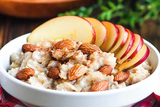 Almond  and Cinnamon Porridge