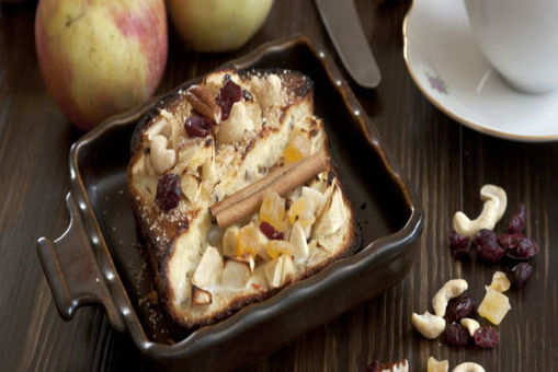 Apple Cinnamon Toasts