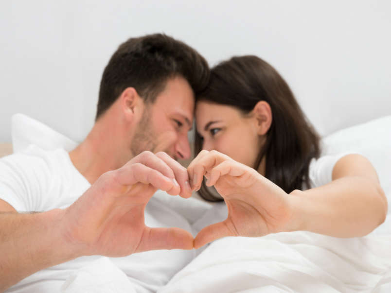 Here's why sex can save your relationship | The Times of India
