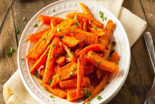 Carrot Fries