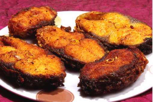 Bihari Fish Fry