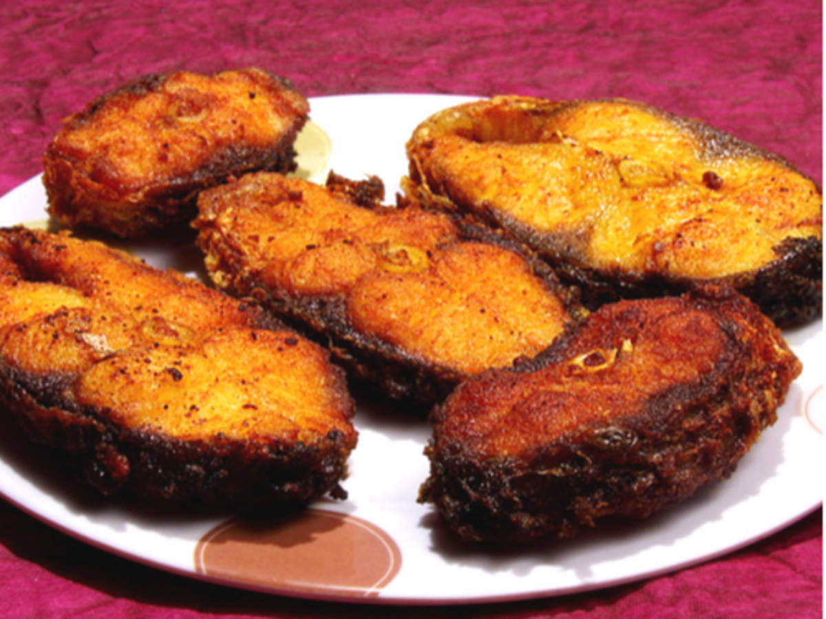 Bihari Fish Fry Recipe