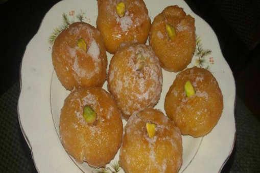 Homemade Balushahi