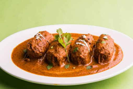 Jain Style Kofta Curry