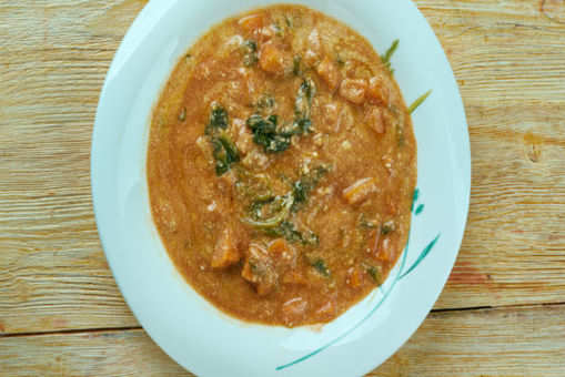 Peanut Curry