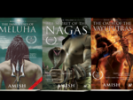 The Shiva Trilogy by Amish