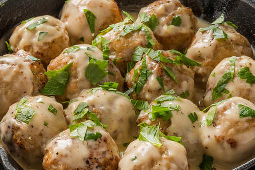 Italian Cheese Meatballs